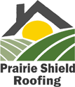 Prairie Shield Roofing Logo