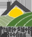 Prairie Shield Roofing Logo